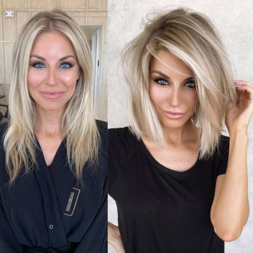Before And After Haircut Styles For 2020 Just Trendy Girls